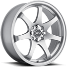 MSR Wheels <br>013 Silver