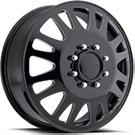 Eagle Alloy Wheels<br> Series 056 Black