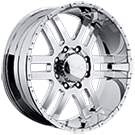 Eagle Alloy Wheels<br> Series 079 Chrome
