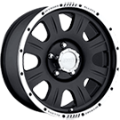 Eagle Alloy Wheels<br> Series 140 Black