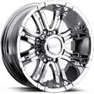 Eagle Alloy Wheels<br> Series 197 Chrome