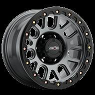 Vision Wheels 111 Nemesis </br>Gunmetal
