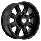 KO Offroad<br /> 808 Dirty Harry Black<br /> 5 Lug