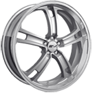 MSR Wheels <br>087 Silver
