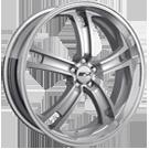 MSR Wheels <br>Style 087 Silver