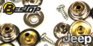 Bestop Snap Repair Kit