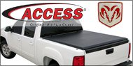 Access Roll Up Tonneau Covers for Dodge