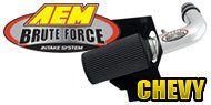 AEM Brute Force Induction System - Chevrolet