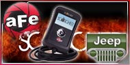 AFE Scorcher Tuner for Jeep