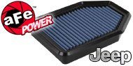 aFe Power Air Filter <br>Jeep