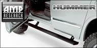 Amp Research Powerstep<br /> Hummer