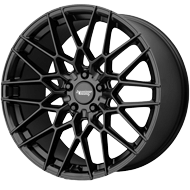American Racing AR927 Barrage Satin Black