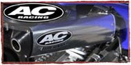 AC Racing<br>ATV Exhaust