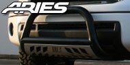 Aries Stealth Series<br> 3 Inch Bull Bar