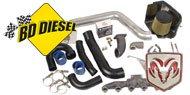 BD Diesel Dodge <br />Turbo Pipe and Plumbing