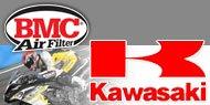 BMC Air Filters Street Bikes Kawasaki