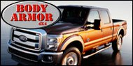 Body Armor Ford Super Duty
