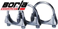Stainless Saddle Clamps