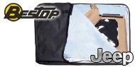 Bestop Jeep Window Storage Bag