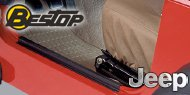 Bestop HighRock 4x4™<br/> Jeep Entry Guards