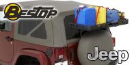 Bestop Jeep Modular Rack System