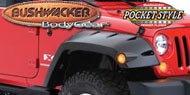 Bushwacker <br>Jeep Pocket Style ® <br>Fender Flares