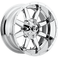 Fuel D536 Maverick Chrome Wheels
