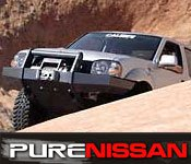 Calmini Nissan <br>Suspension Lift Kits <br>Nissan Accessories