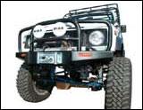 Bumpers & Skidplates <br>Samurai