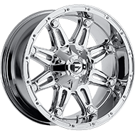 Fuel Wheels <br /> D530 Hostage Chrome