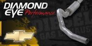 Diamond Eye Exhaust Chevy