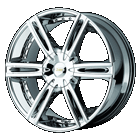 Diamo Wheels<br>39 Karat Bright PVD
