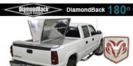 Dodge DiamondBack Covers 180° Tonneau Covers