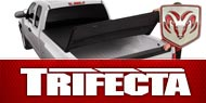 Dodge Extang Trifecta Tonneau Covers