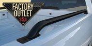 Factory Outlet Black<br> Stake Pocket Bed Rails