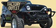Factory Outlet Jeep Products
