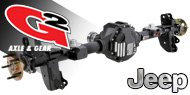 Genuine Gear G2 Axle Assemblies <br/> Jeep Wrangler YJ