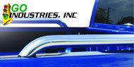 Go Industries<br /> Chrome Drill Type Bed Rails