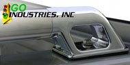 Go Industries Stainless Steel<br> Big Willy Bed Rails