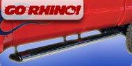 Go Rhino 6 Inch Oval <br>OE Xtreme Nerf Bars