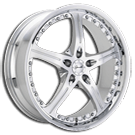 Giovanna Wheels<br> Spezia-5 Chrome