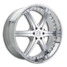 Giovanna Wheels<br> Spezia-6 Chrome