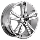 Giovanna Wheels<br> Venezia Chrome