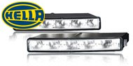 Hella LEDayline Universal LED Daytime Running Lights