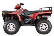 ITP Wheel & Tire Kits for Polaris 800 Sportsman '05-13