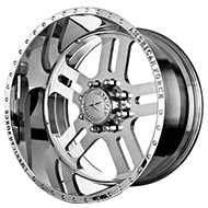 American Force Wheels<br> JUSTICE SS8 Polished