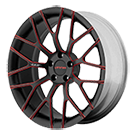 Lorenzo Wheels<br /> LF897 Custom Finishes