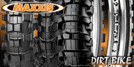 Maxxis Dirt Bike Tires