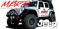 Jeep <br> MBRP Performance Exhaust