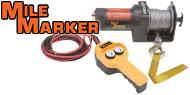 Mile Marker PE2000 Utility Winch